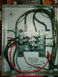 system neutral wire loss leads to shocked homeowner