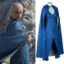 Game Thrones Halloween Costumes Khaleesi Discount Daenerys Targaryen Costume 2017 Daenerys Targaryen