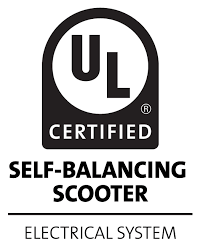Balance Certification Letter Certification For Next Generation Personal E Mobility Ul