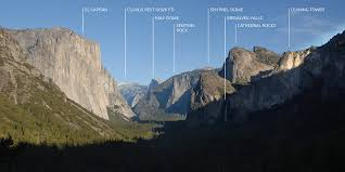 exploring yosemite valley in fall outdoor project