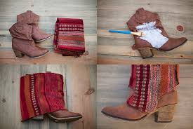 sweater boots sincerely kinsey rugged sweater boots diy