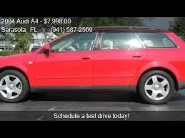 2004 audi a4 wagon for sale 2004 audi a4 1 8t avant quattro awd 4dr wagon for sale in sa