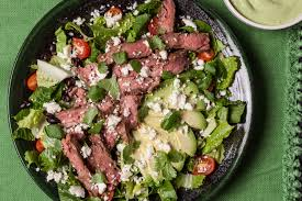mexican grilled steak salad recipe chowhound