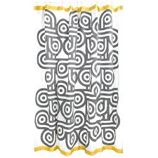 Jonathan Adler Curtains Designs Jonathan Adler Shower Curtain Bathrooms Ideas 2018