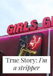 Strippers Meme - true story i m a stripper
