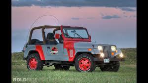 jeep wrangler open top jeep wrangler jurassic park