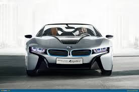 bmw i8 key ausmotive com bmw i8 concept spyder revealed
