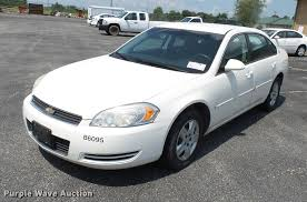 2007 chevrolet impala ls item da2362 sold september 12