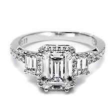 tacori dantela tacori dantela 18 karat engagement ring 2621eclgp tq diamonds