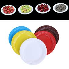 wedding party plates aliexpress buy 20pcs festival disposable plate for