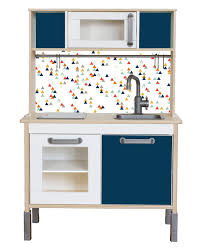 ikea cuisine enfants ikea kitchen sticker set trianglig pimp your