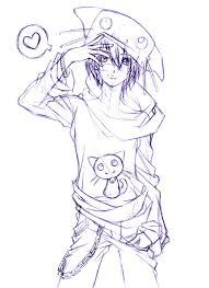 how cute am i sketch by sureya on deviantart