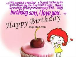 Happy 39th Birthday Wishes 15 Must See Son Birthday Quotes Pins Mother Birthday Wishes 32542