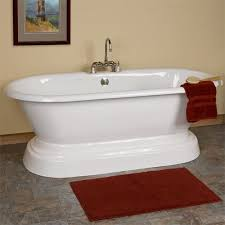 Bathroom Moroccan Porcelain Cast Iron Bathtub Sinks Shower Bench 217 Best Bathrooms Images On Pinterest Home Ideas Bathroom And