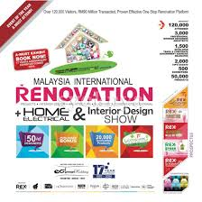 Home Design Expo Sell Malaysia International Renovation Home Electrical U0026 Interior