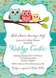 owl themed baby shower baby shower invitation templates owl themed baby shower invitations