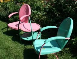Retro Patio Chair Vintage Lawn Chairs Grandiflora Wholesale Nursery Cool Pics