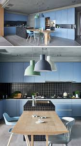 Light Blue Kitchen Cabinets by Kitchen Color Inspiration 12 Shades Of Blue Cabinets Contemporist