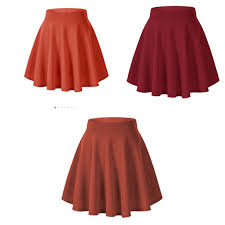 what color is orange what color skirt would be the best for velma from scooby doo