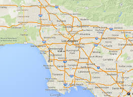Los Angeles Crime Map by San Andreas Vs San Andreas 2600x2048 Mapporn