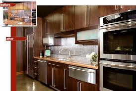 Popular Kitchen Cabinet Styles On X Shaker Style Cabinets - Kitchen cabinet refacing before and after photos