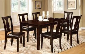 bridle i table set by furniture of america cm3884t 7pk a