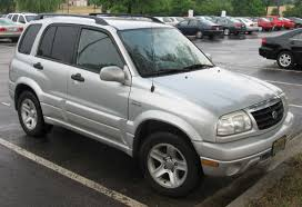 2003 suzuki grand vitara information and photos zombiedrive
