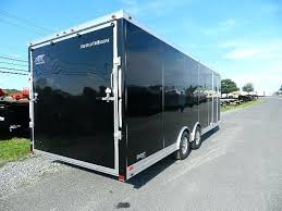 Trailer Awning Carmate 85 X 22 Enclosed Car Trailer Cabinets With Tool Trays 6x12