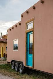 adobe tiny house by mitchcraft tiny house living pinterest