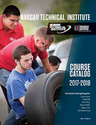 technical course catalogs uti