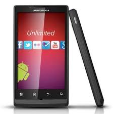 prepaid android phones motorola triumph prepaid android phone mobile 219 99