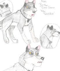 denahi wolf sketches by fapingmulan on deviantart