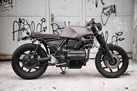 bmw custom tatanka custom bmw k75 by moto sumisura