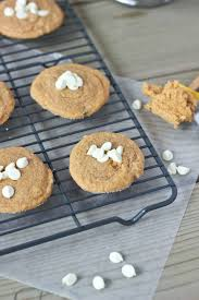 Ginger Doodle Butterscotch Pudding Gingerdoodle Cookies With White Chocolate