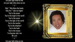 Let Your Light Shine Down Smokey Robinson Let Your Light Shine On Me Youtube