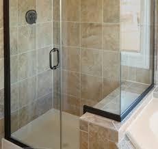 custom shower doors ward stone group