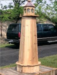 solar lighthouse light kit outdoor lighthouse the best lighthouses in garden lighthouse plans