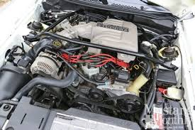 95 mustang engine 1995 ford mustang cobra r almost stock mustang