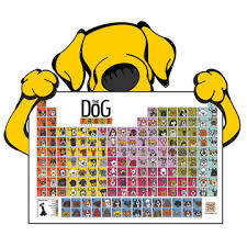 periodic table of dogs new pet deals at fab dog periodic table of the elemutts periodic