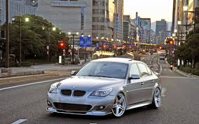 bmw modified modified bmw e60 3 tuning