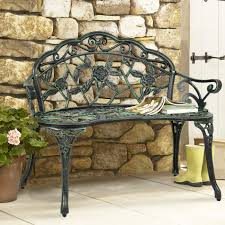 Patio Wrought Iron Furniture by Bench Antique Wrought Iron Garden Bench Old Cast Iron Patio