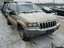 2000 gold jeep grand cherokee 1j4gw48s5yc304164 2000 gold jeep grand cher on sale in ma north