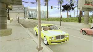 captainsparklez fiat 2010 bentley mulsanne v1 0 gta sa youtube