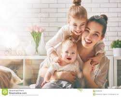happy loving family stock photo image of adorable childhood