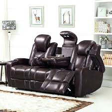 Leather Recliner Sofa Reviews Portentous Power Leather Recliner Sofa Images Gradfly Co