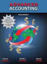 advanced accounting 3rd edition susan s hamlen 9781618531513