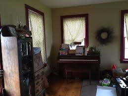 living room design with early american inspiration the handmade home