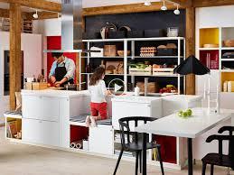 ilots de cuisine ikea un ilot central pour ma cuisine les conseils d ikea femme actuelle