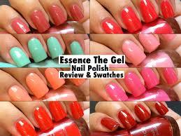 essence the gel nail polish review u0026 swatches zeeme beauty