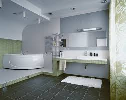 green and white bathroom ideas best modern bathroom design with green leaf curtains also white